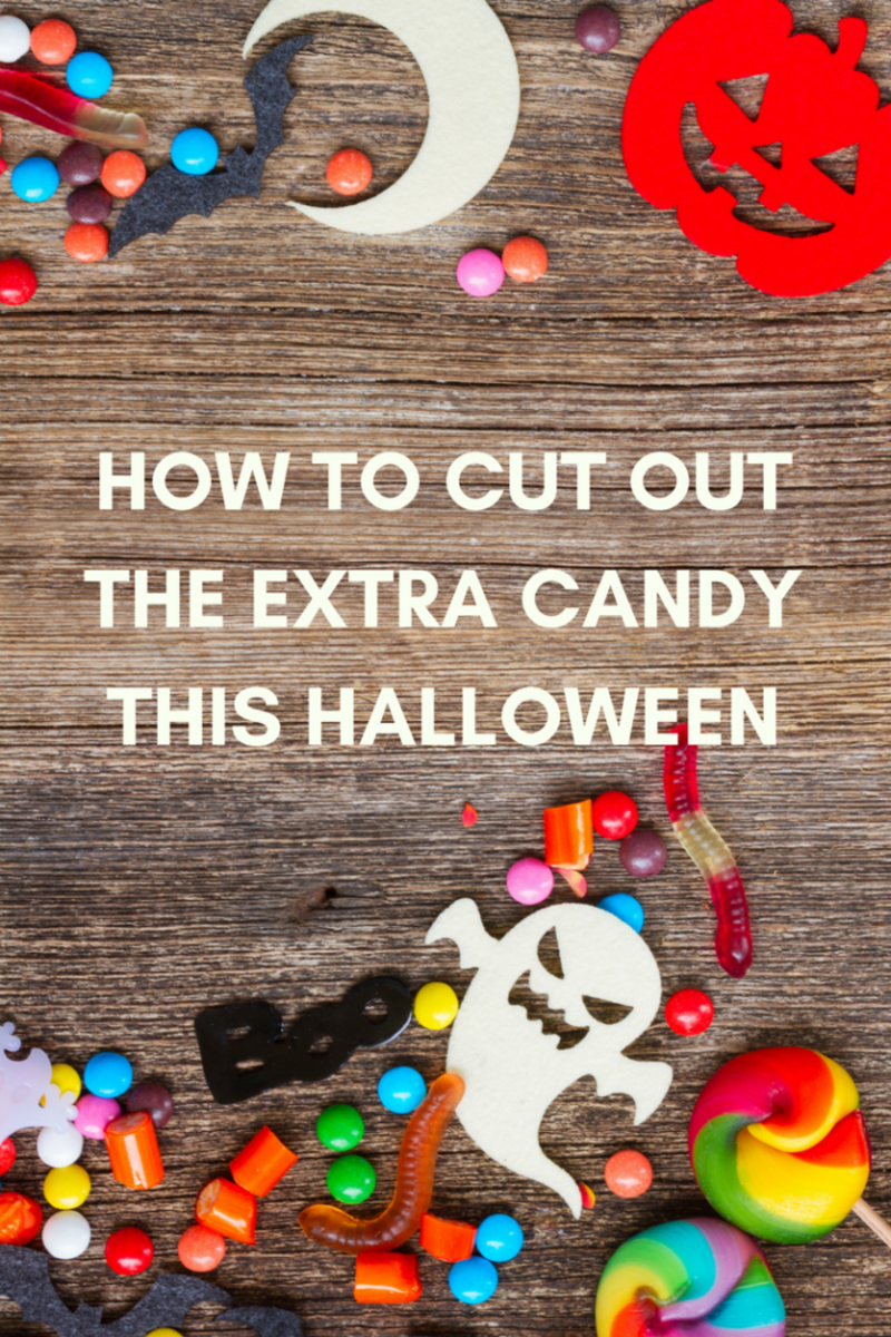 How to Cut Out the Extra Sugar & Candy This Halloween