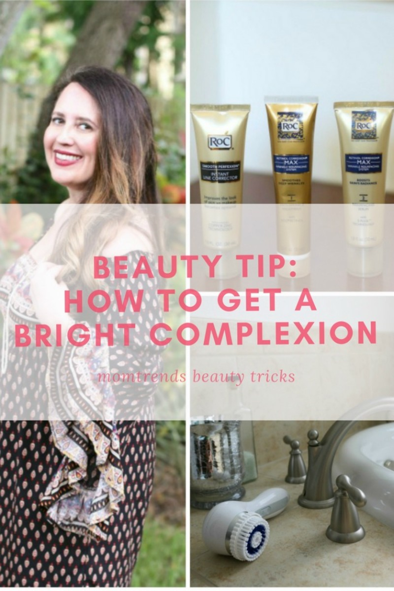 brighter complexion tips