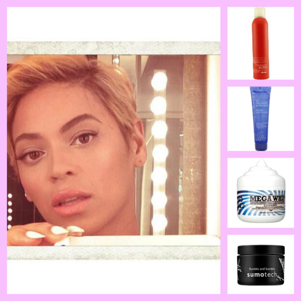 Beyonce, Beyonce styles, Beyonce short hair