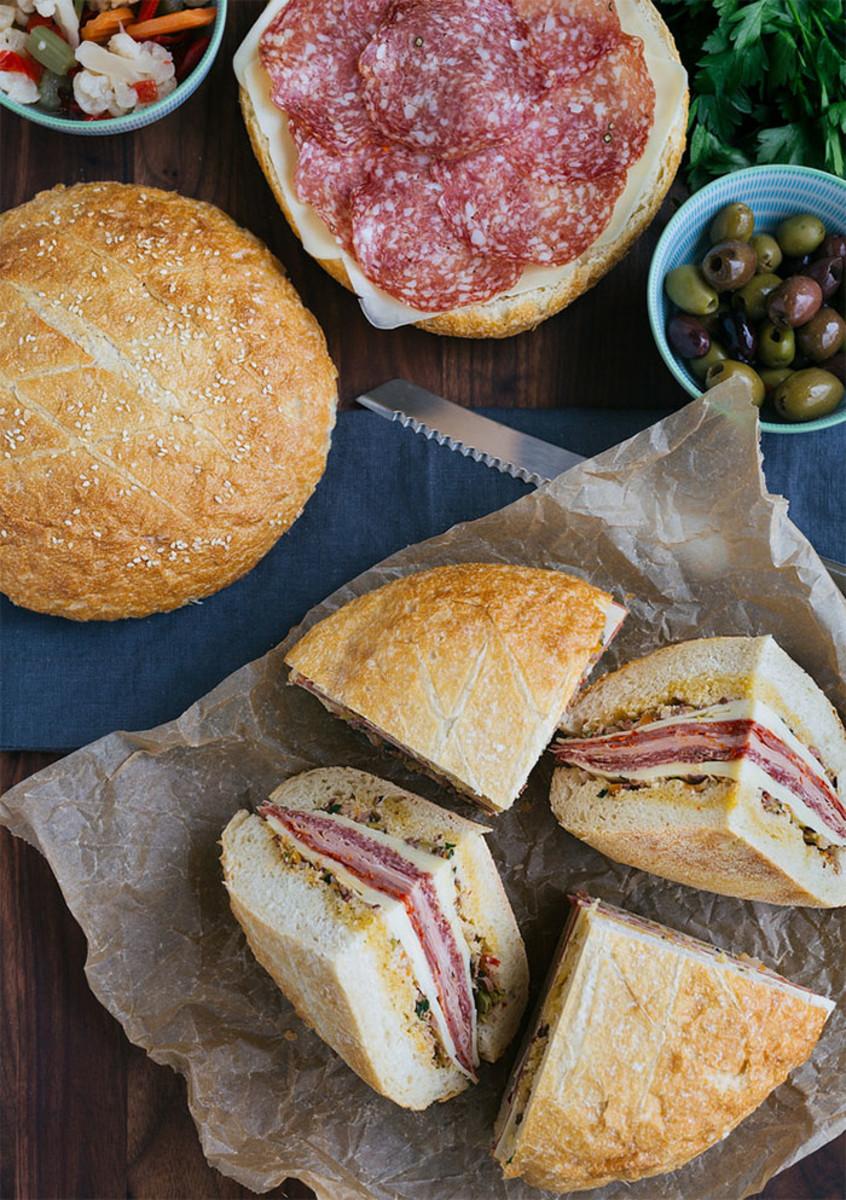 sandwich muff
