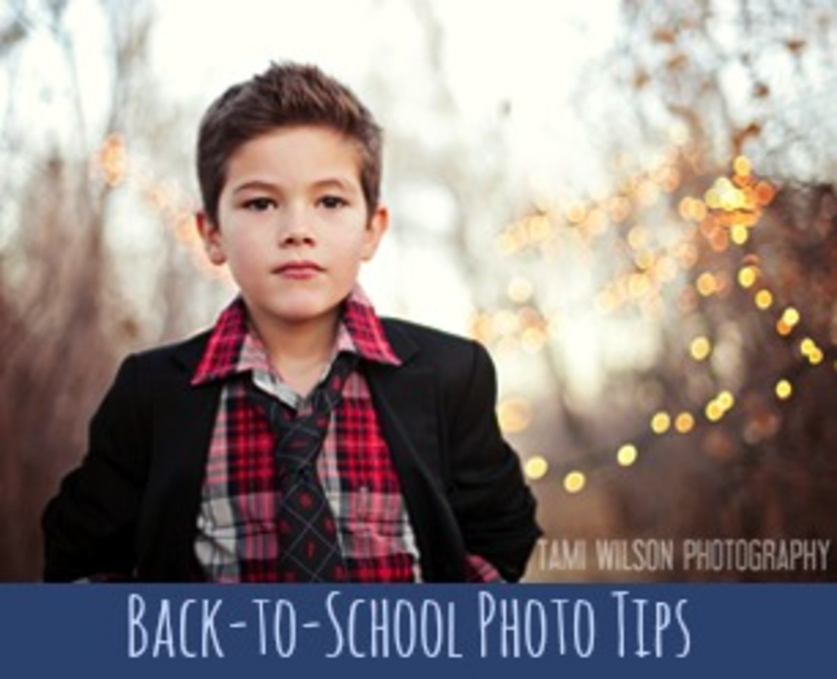 photo tips, back to school photo tips