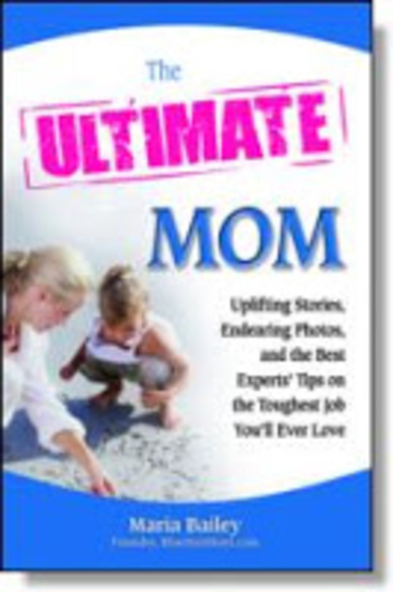 The Ultimate Mom Book
