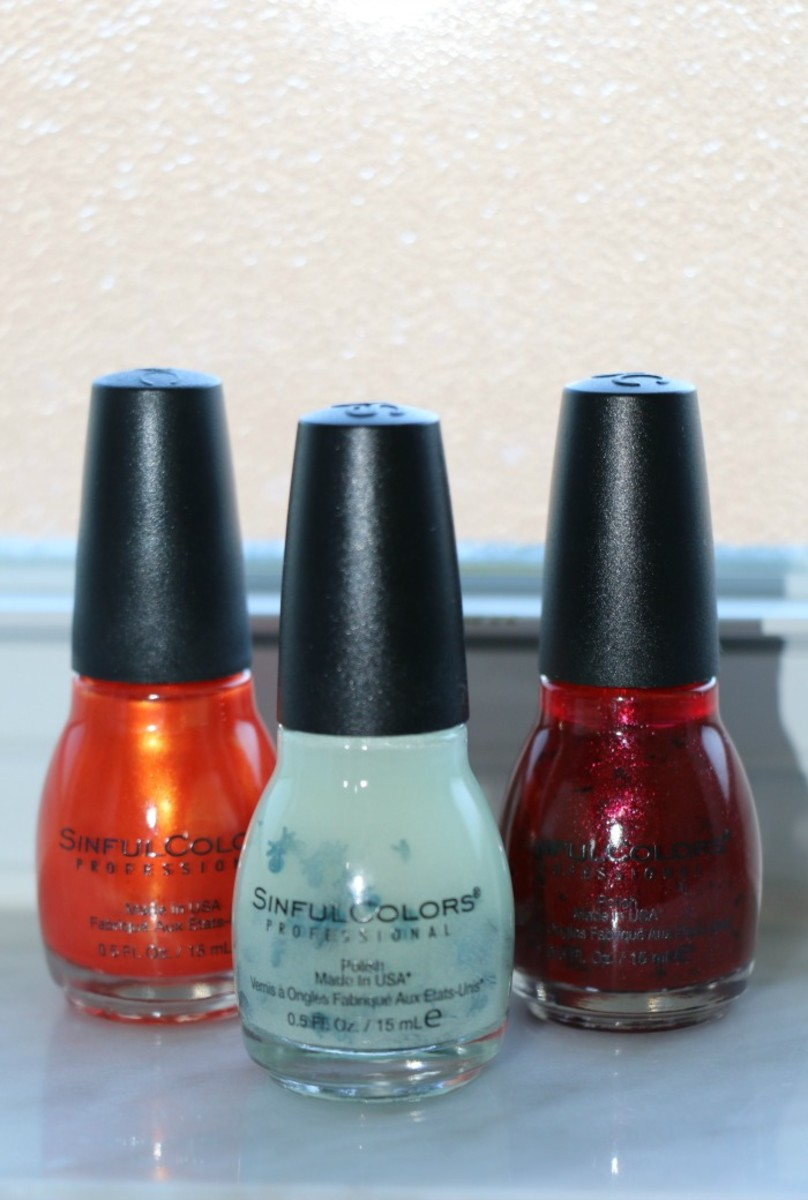 sinful colors collection
