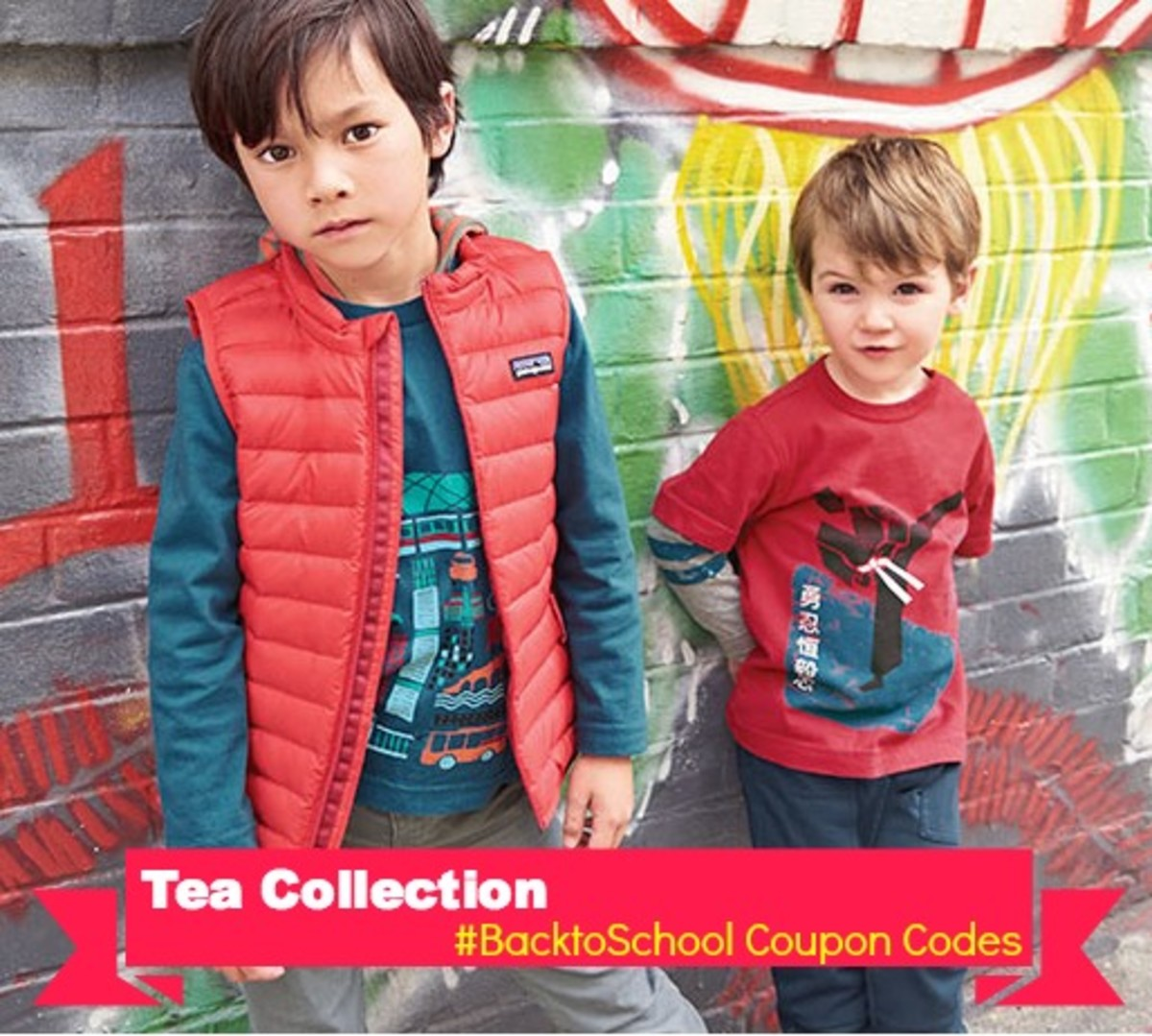 back to school, tea collection, tea collection coupons
