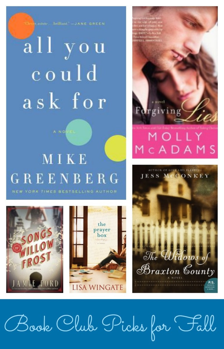 Book Clubs, Book Clubs for Fall