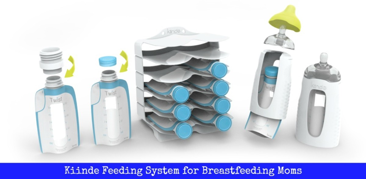 nursing, breastfeeding, kiinde system
