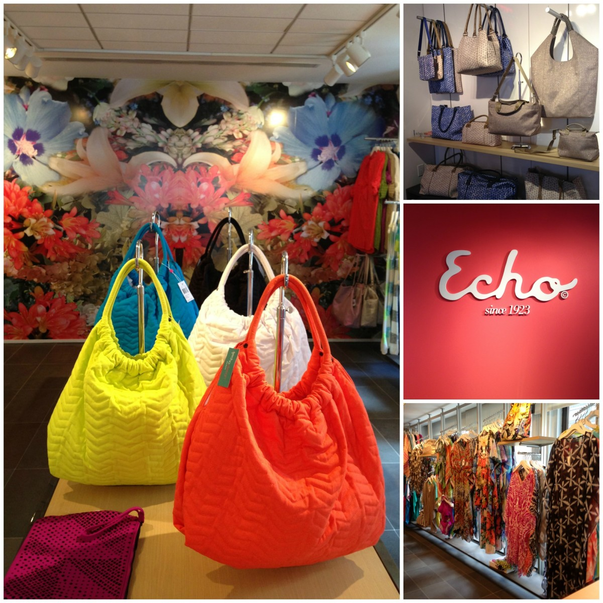 echo spring preview, bags, fashion,