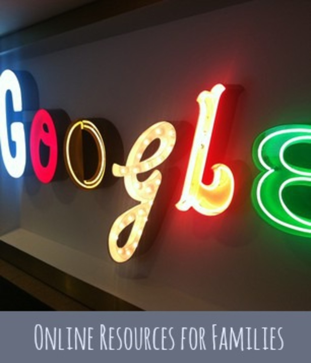 Google resources, momtrends, Google for parents, online resources