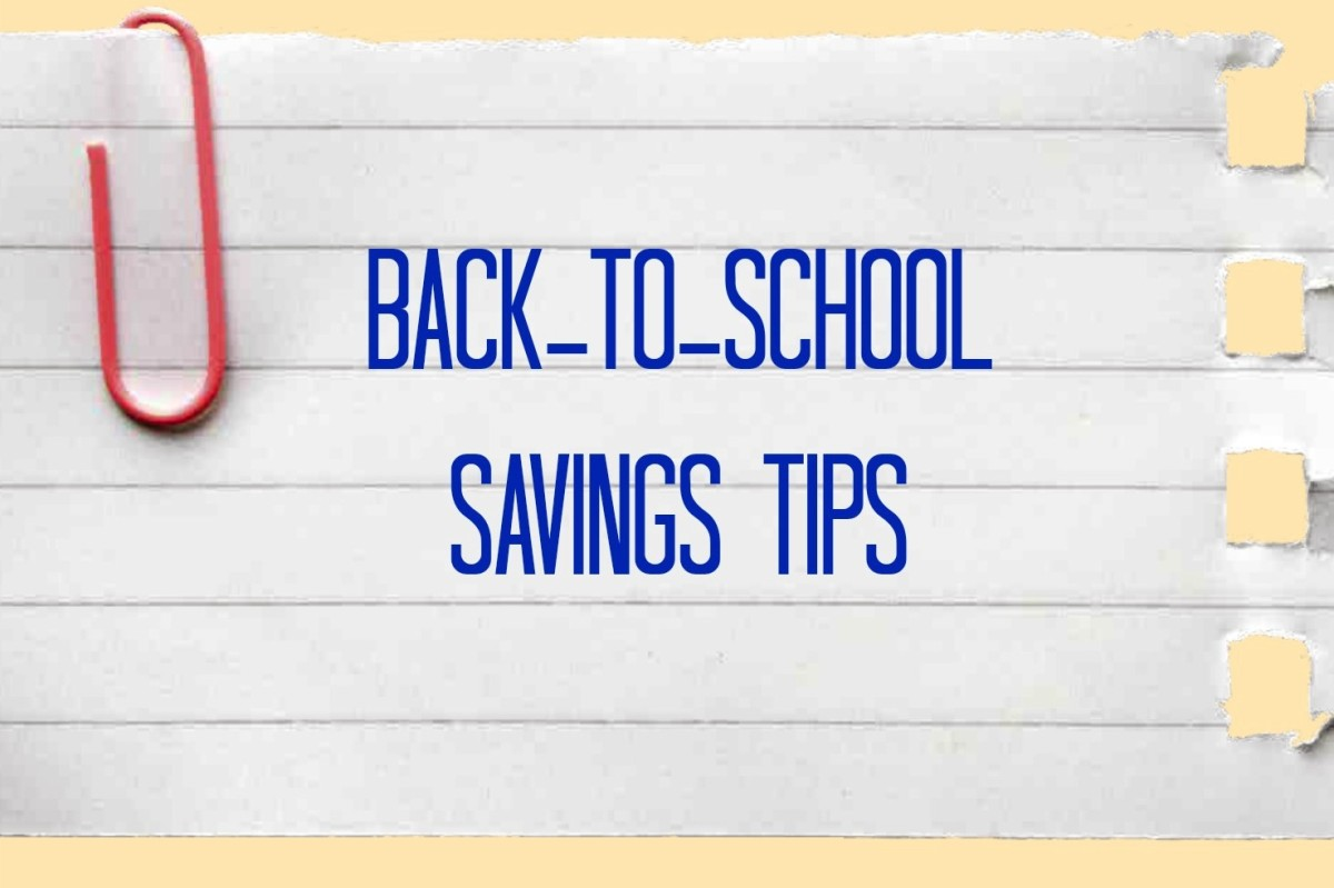 backtoschool, backtoschool tips, money saving tips