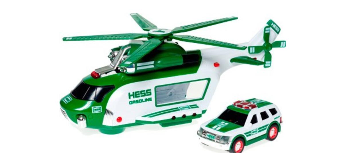 Hess Truck, Hess Truck for Christmas