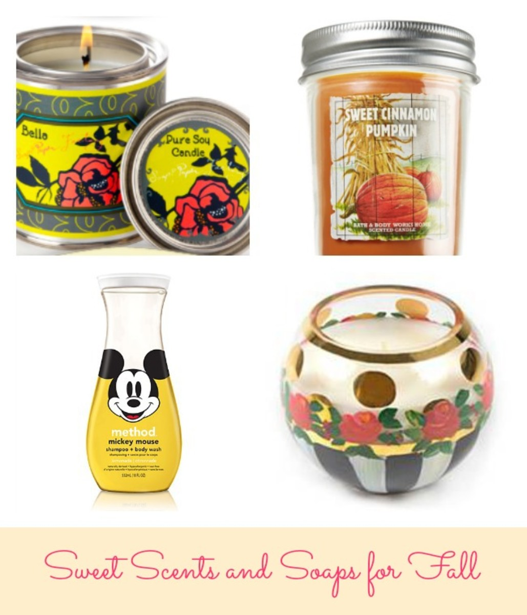 Scents for Fall