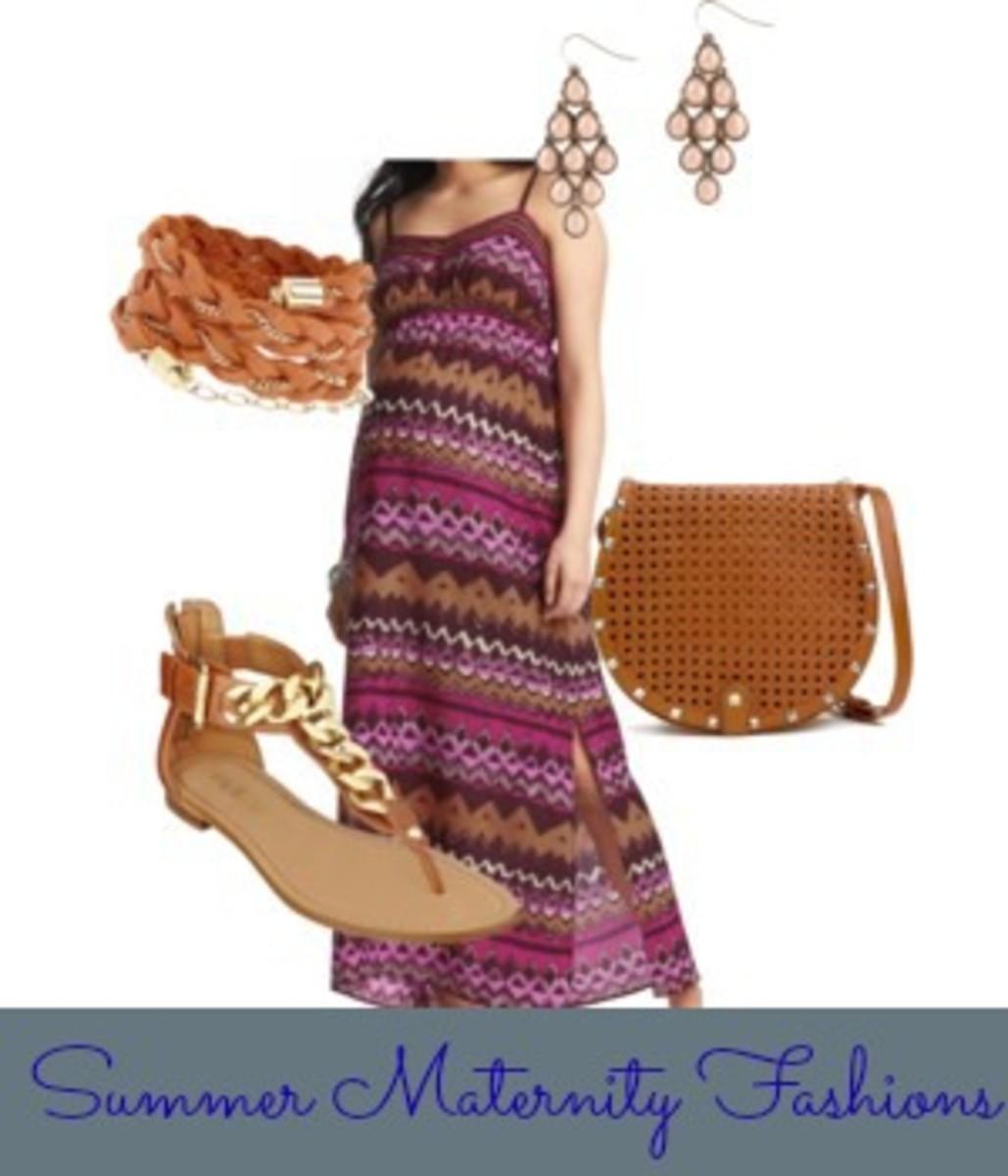 Summer Maternity Fashions, summer fashions