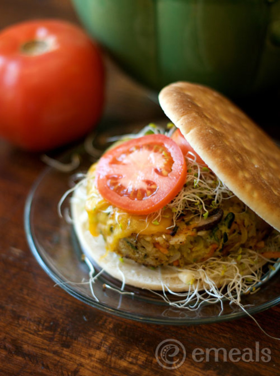 Veggie-Burger-eMeals