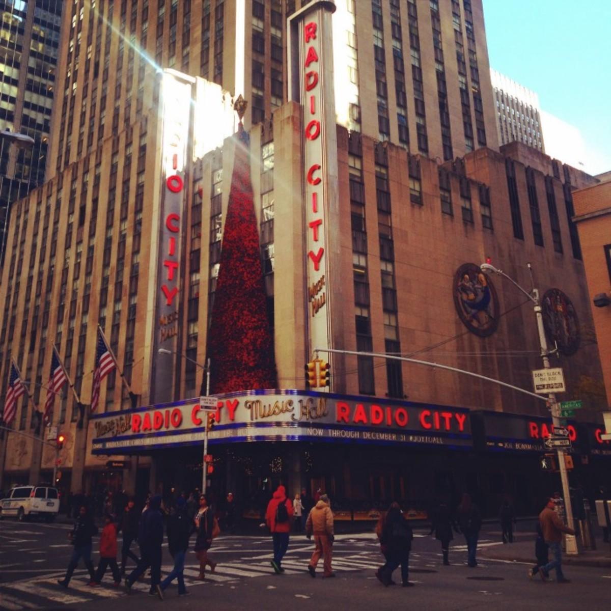 Radio City Show 1