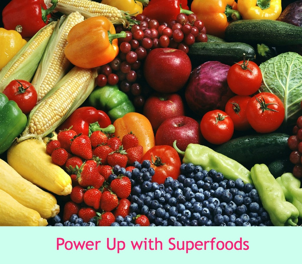 superfoods, superfoods for moms, superfoods for kids