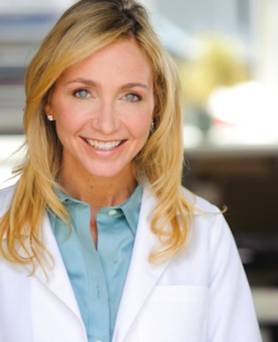 Dr. Melina Jampolis Interview