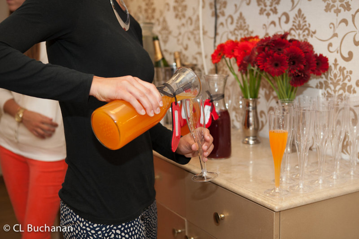 Manicures and Mimosas