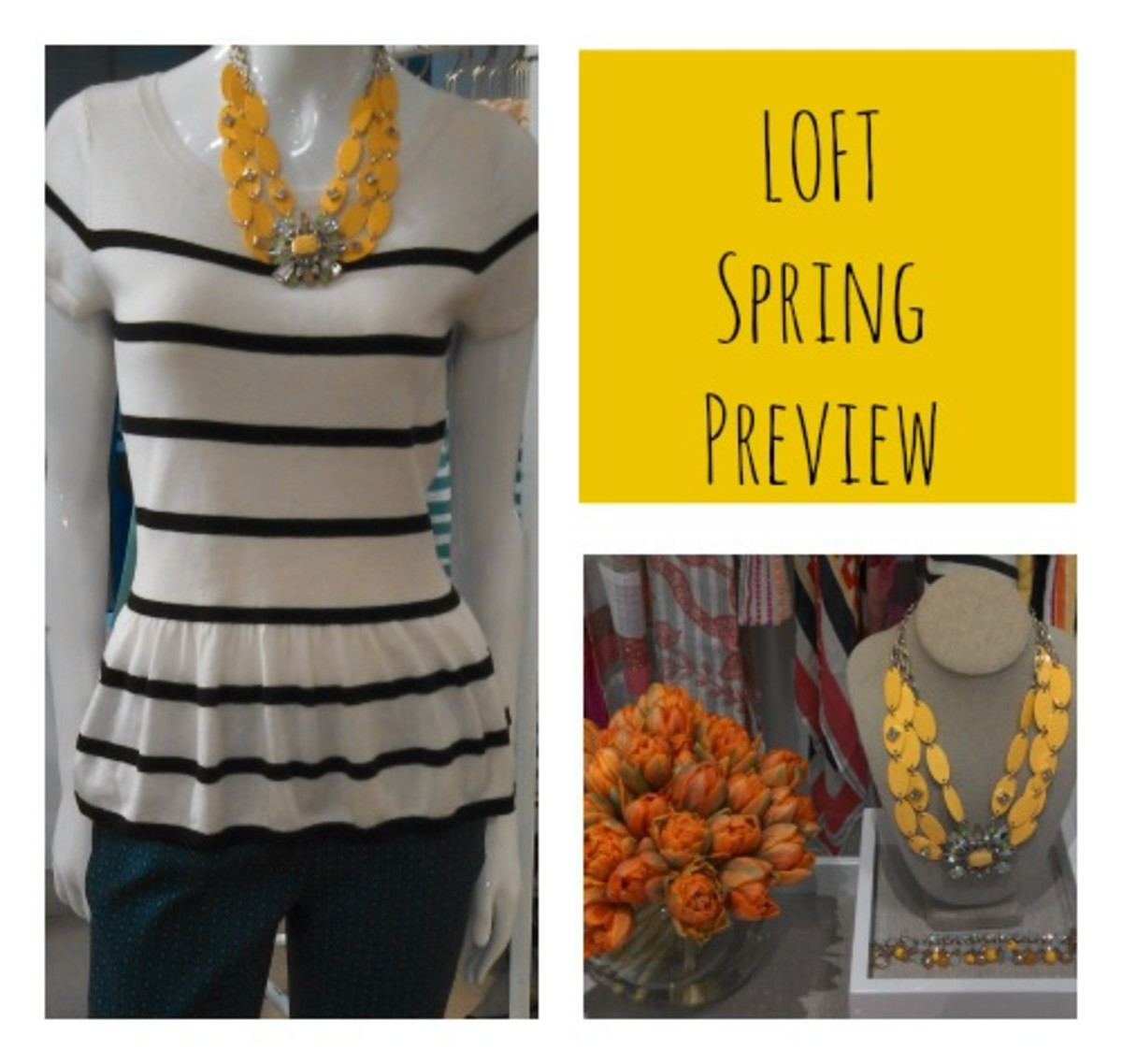 LOFT spring preview