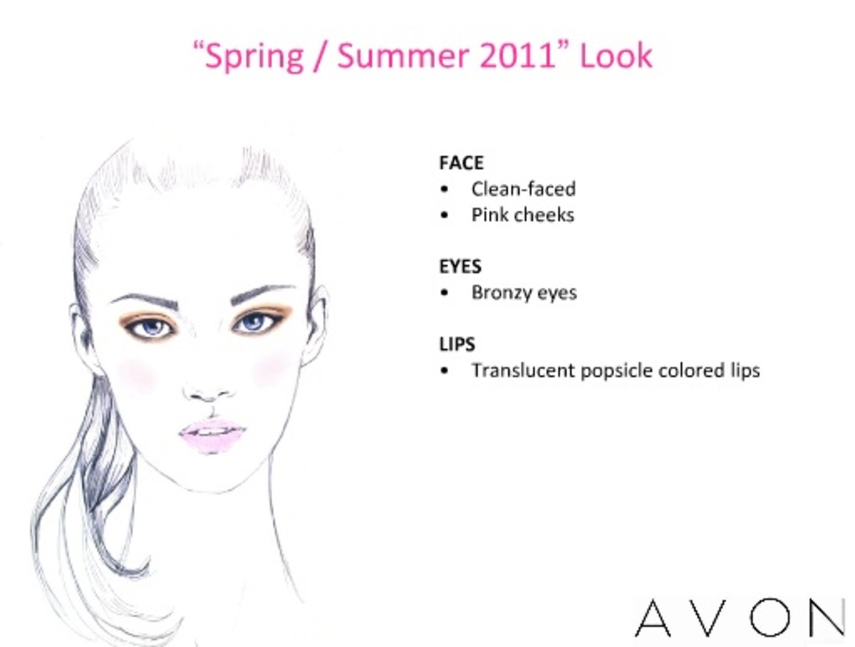 avon summer look