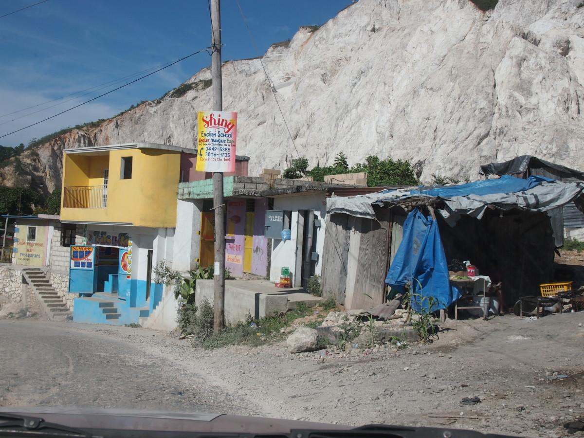 haiti shanty