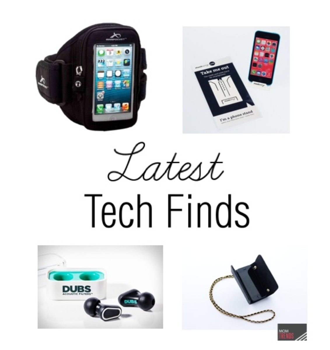 Latest Tech Finds for Moms