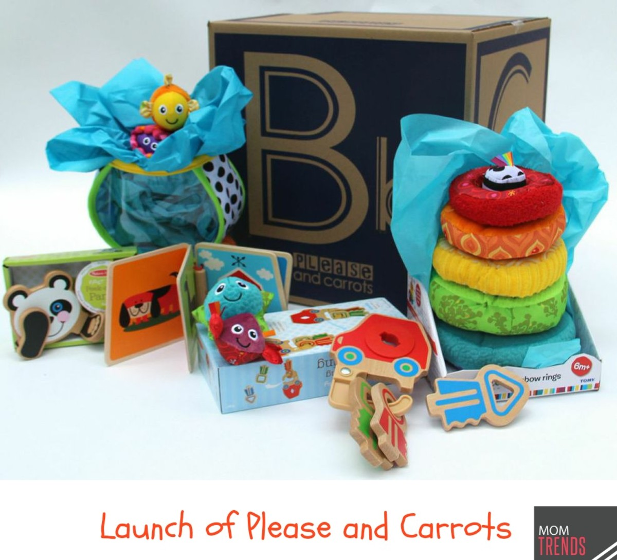 Launch of Please and Carrots