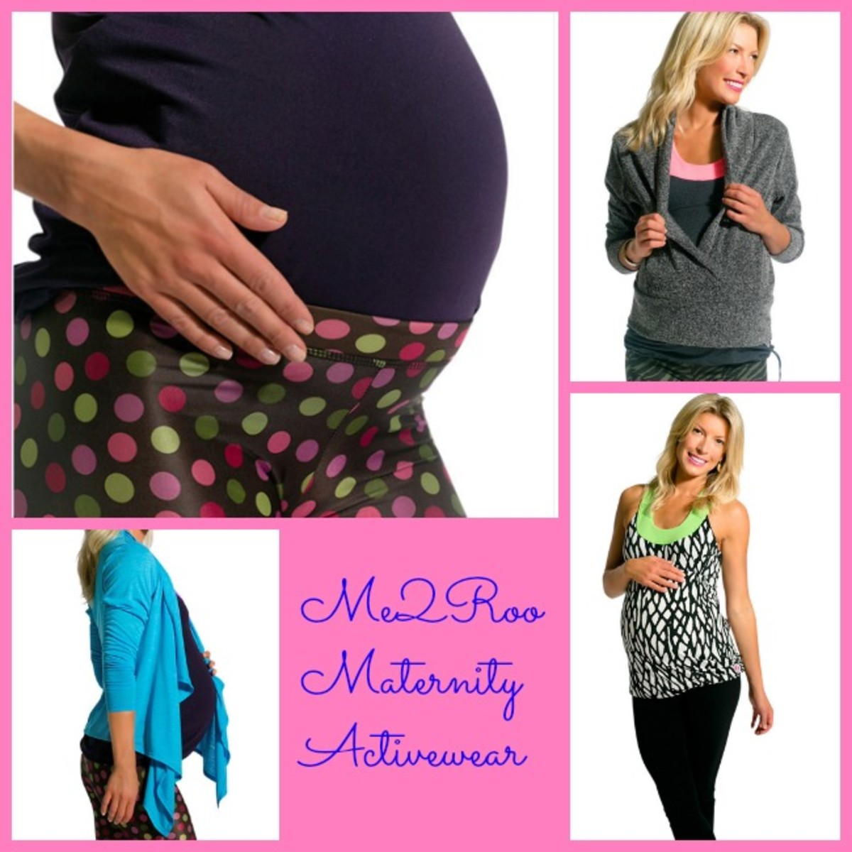 maternity activewear