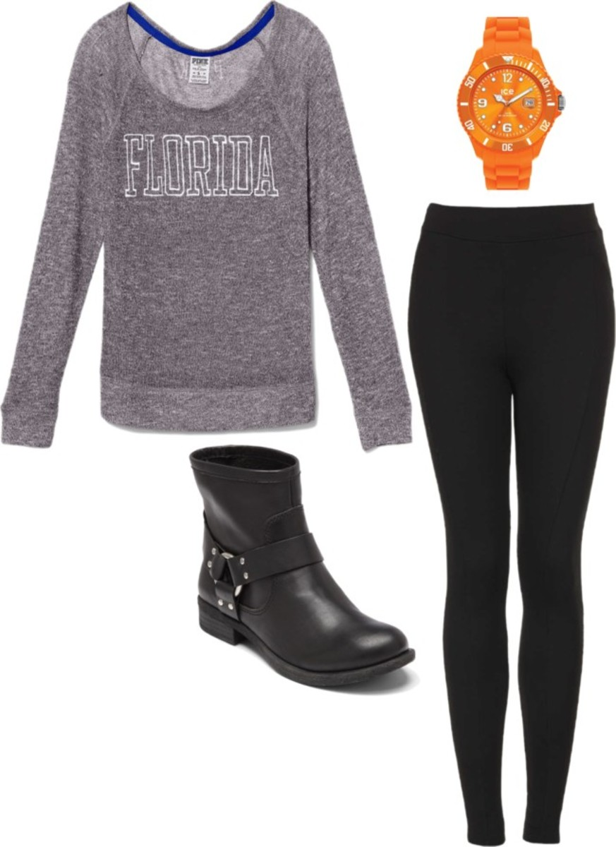 Sporty Slouch