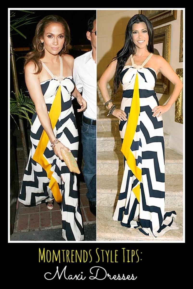 Maxi dresses kourtney kardashian
