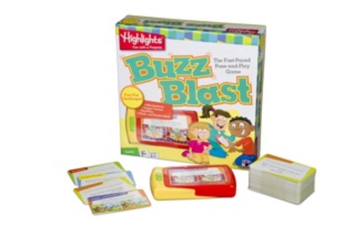 Buzz-Blast