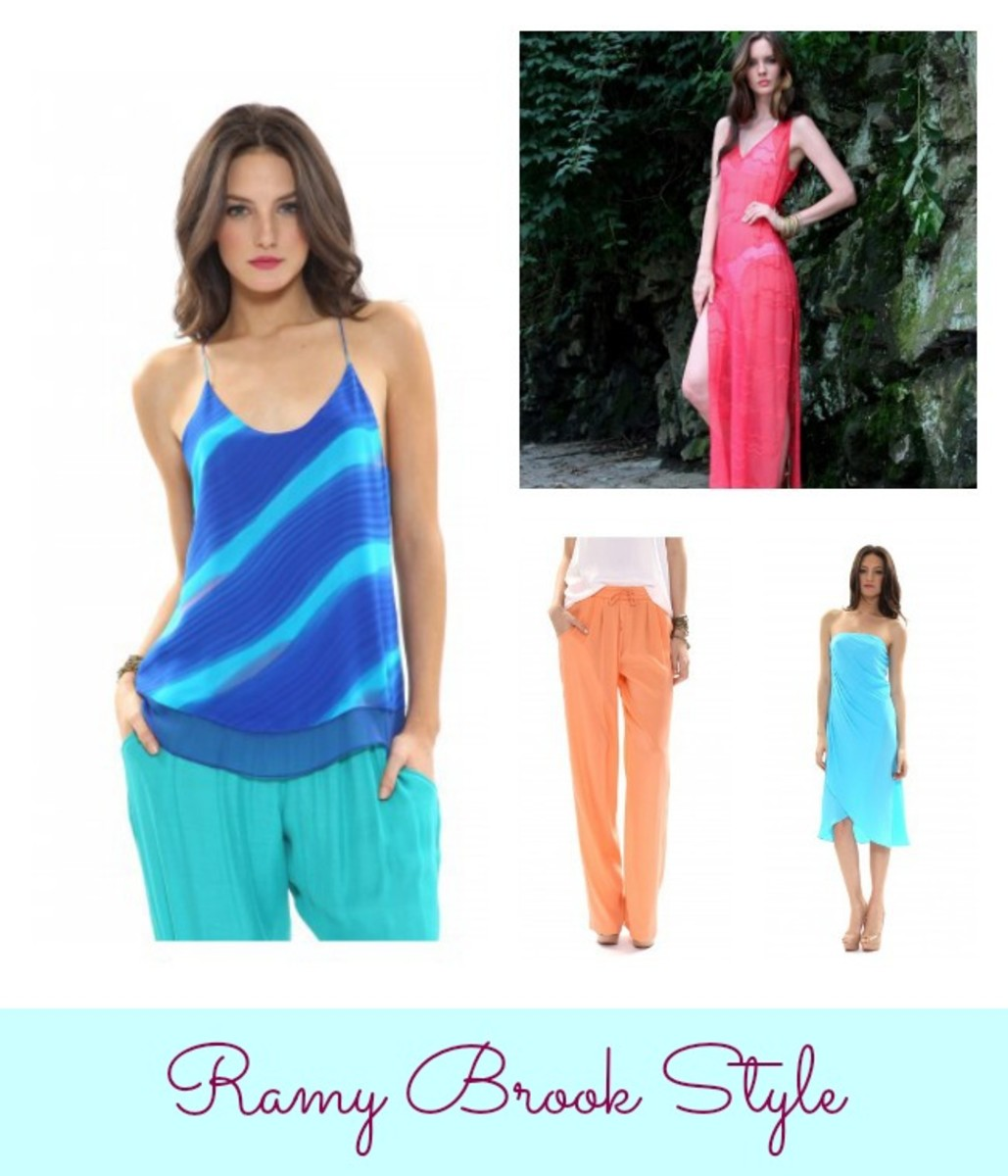 Ramy Brook, Ramy Brook style, summer, summer styles