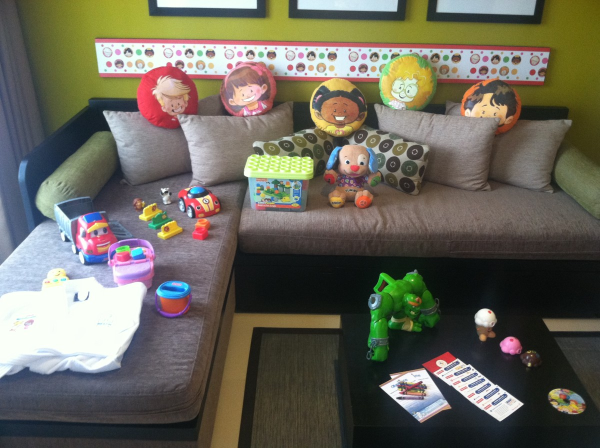 Fisher Price Experience, Mexico, Mexico for kids