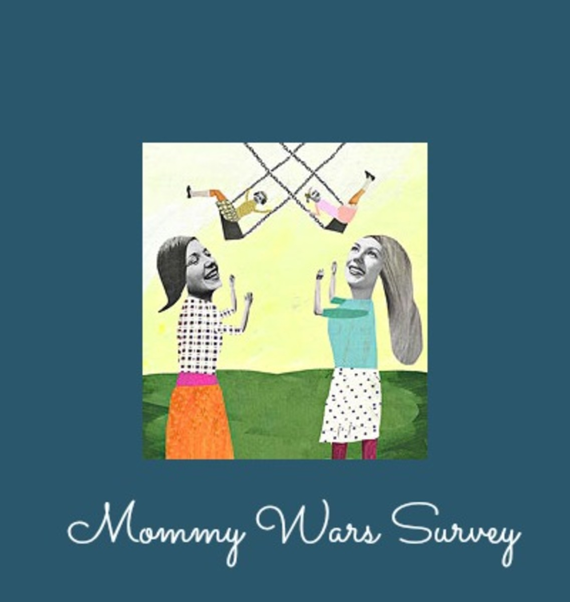 Mommy Wars Survey, Parenting, Parenting magazine