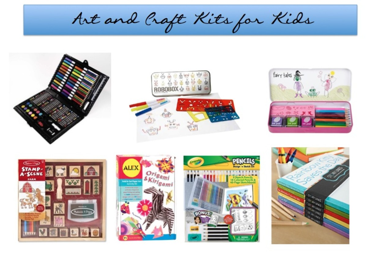 Crafts Kits For The Holidays