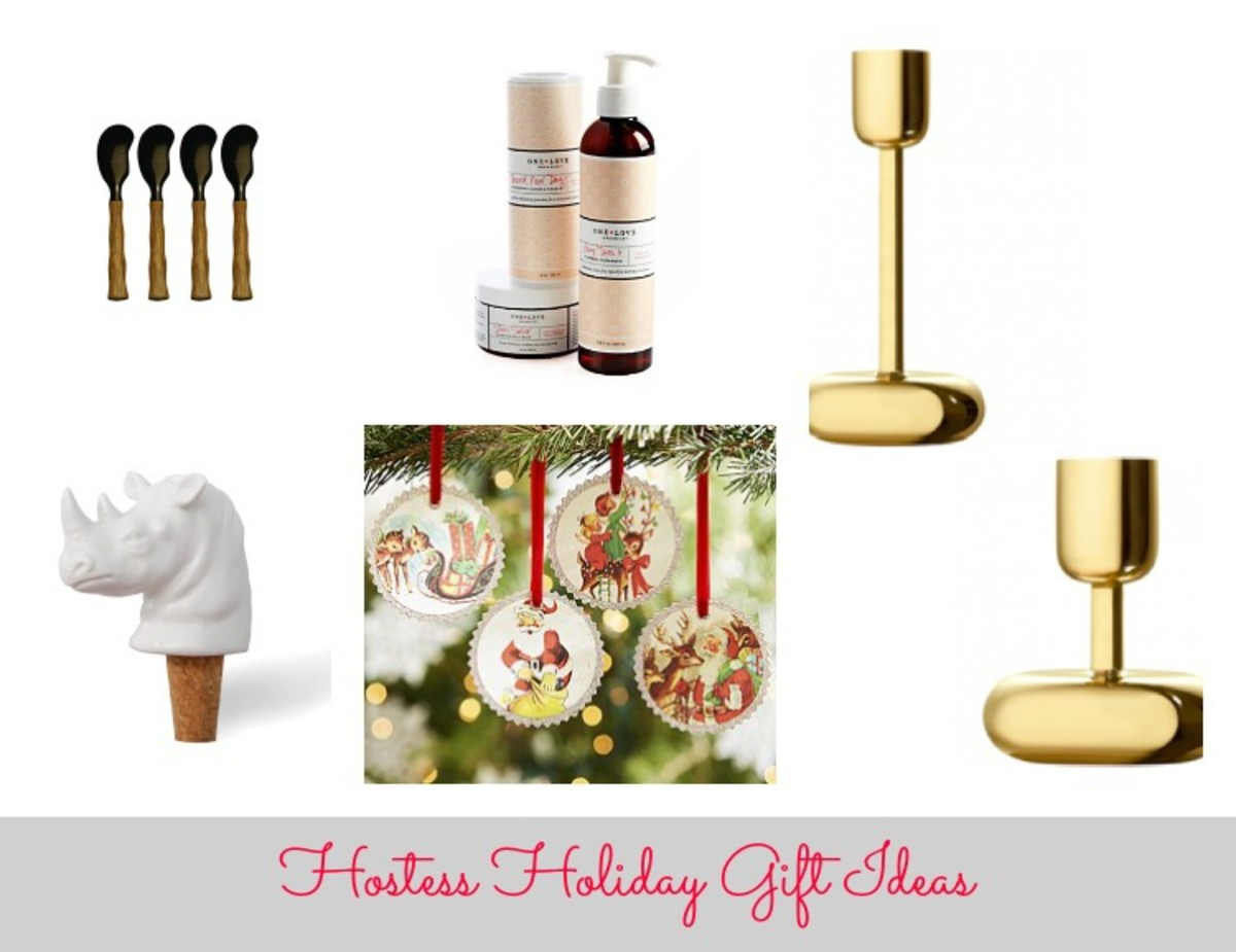 Hostess Holiday gifts