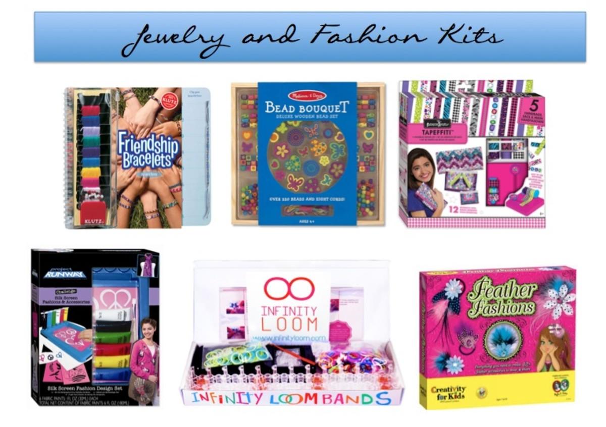DIY kits for kids