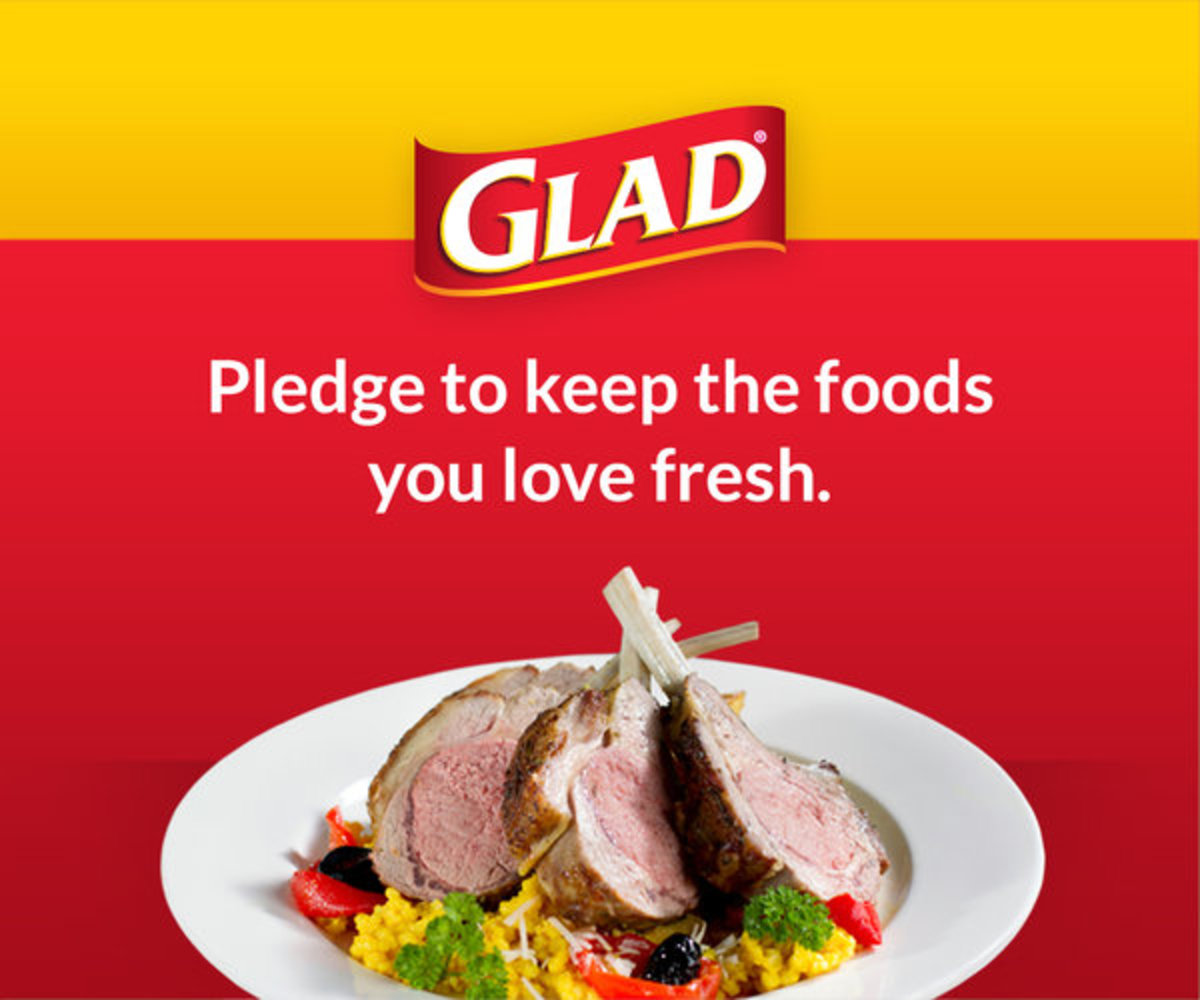 Save it Sunday with Glad