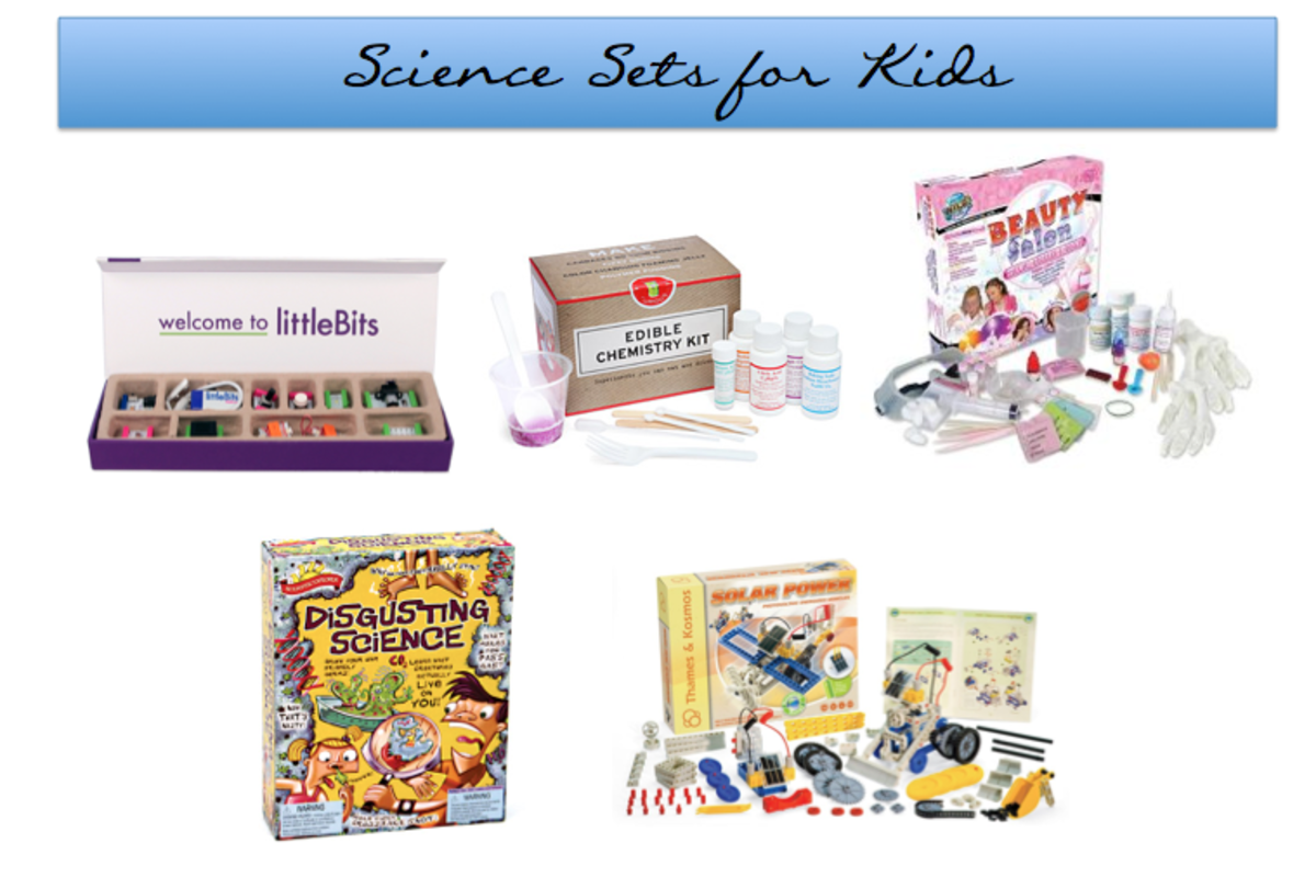 nest science sets educational toys for kids