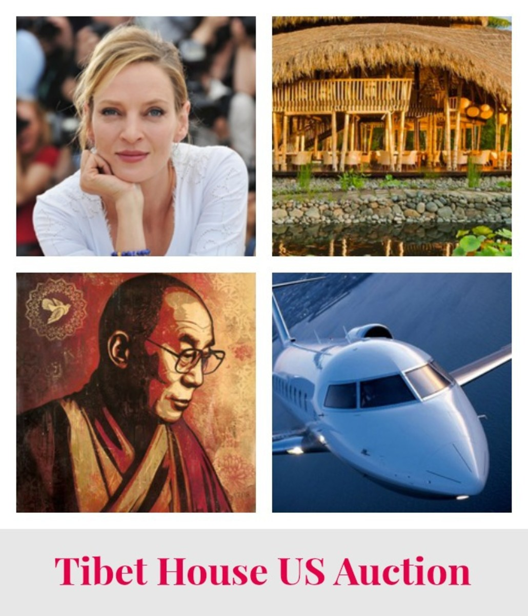 Tibet House US Auction