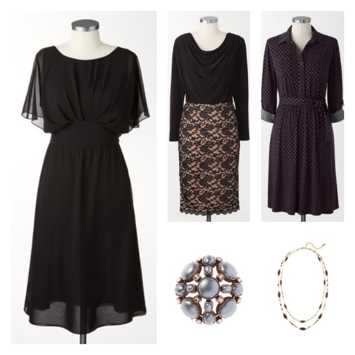 Dresses for the Holidays