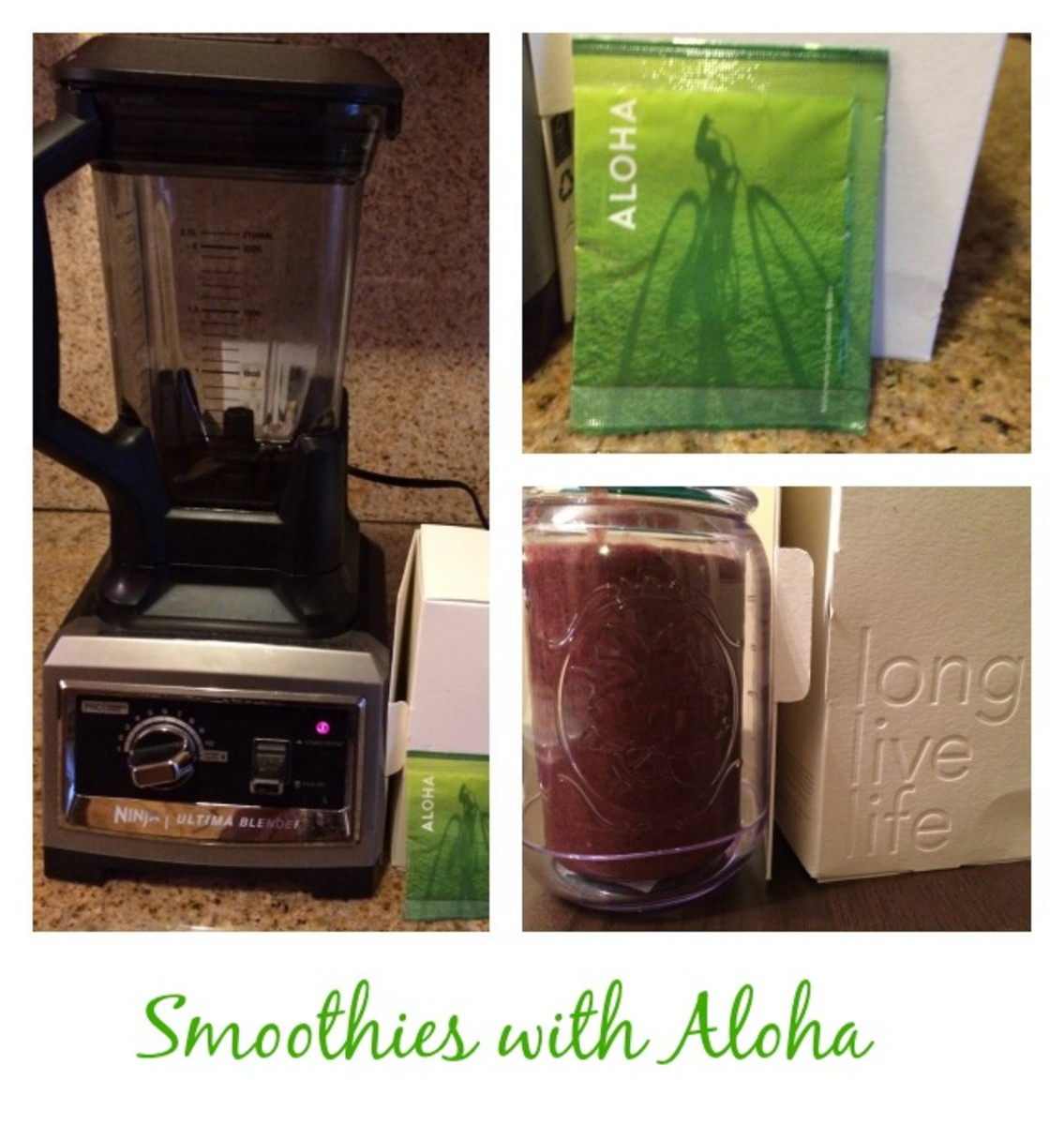 Healthy Mornings with Aloha