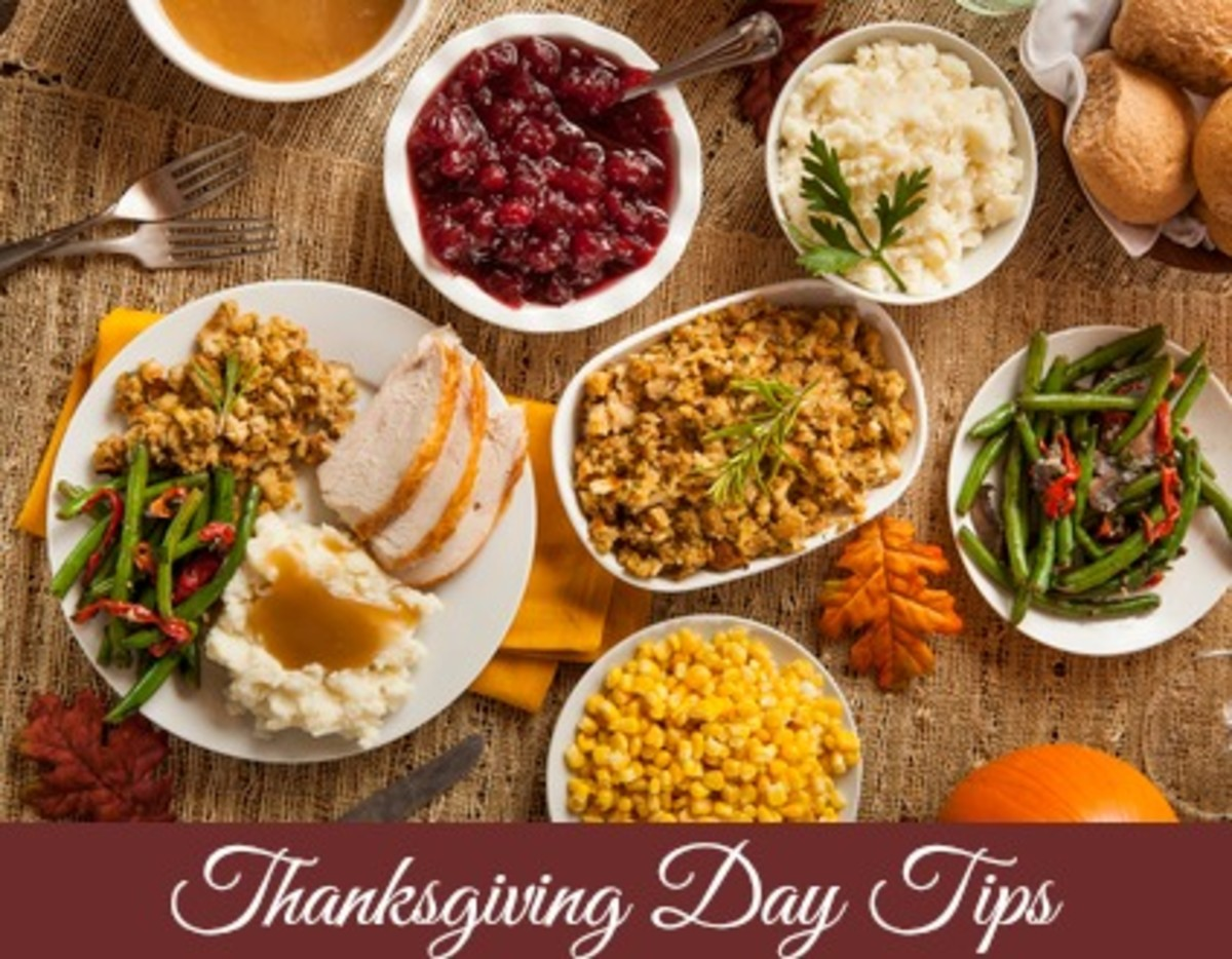 Thanksgiving, Thanksgiving Day Tips