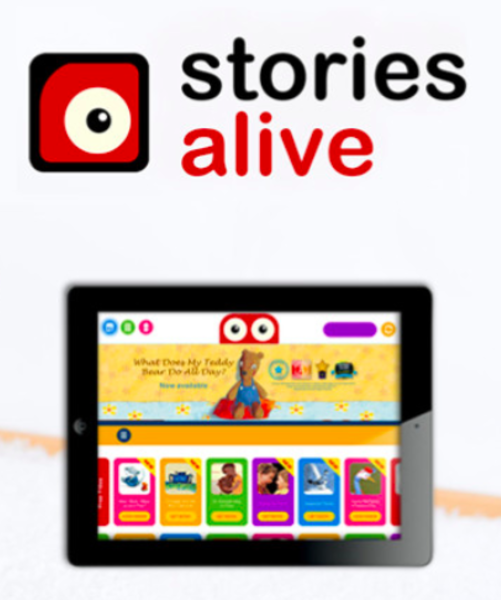 StoriesAlive with Auryn