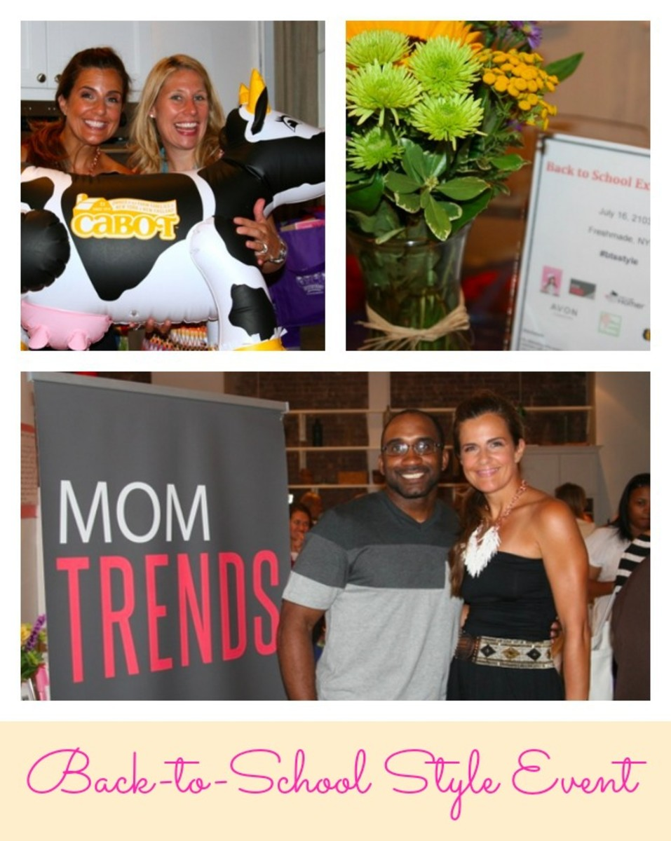 Back to School, Back to School event, Momtrends Event