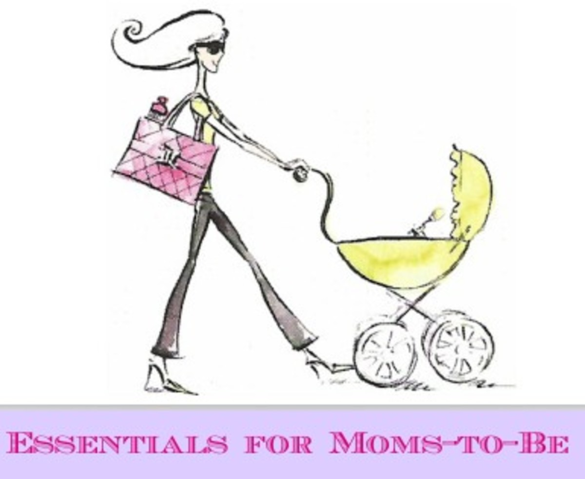 Essentials for moms-to-be, moms
