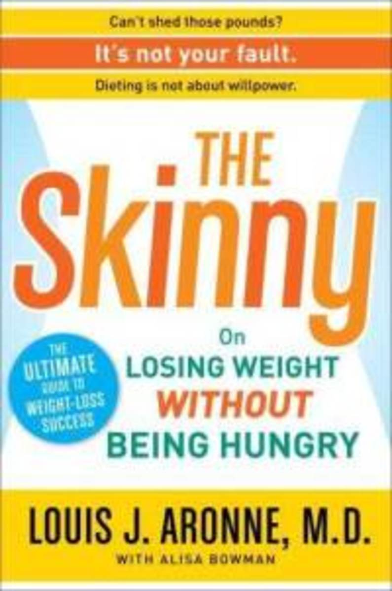 skinny-on-losing-weight-without-being-hungry-ultimate-alisa-bowman-hardcover-cover-art