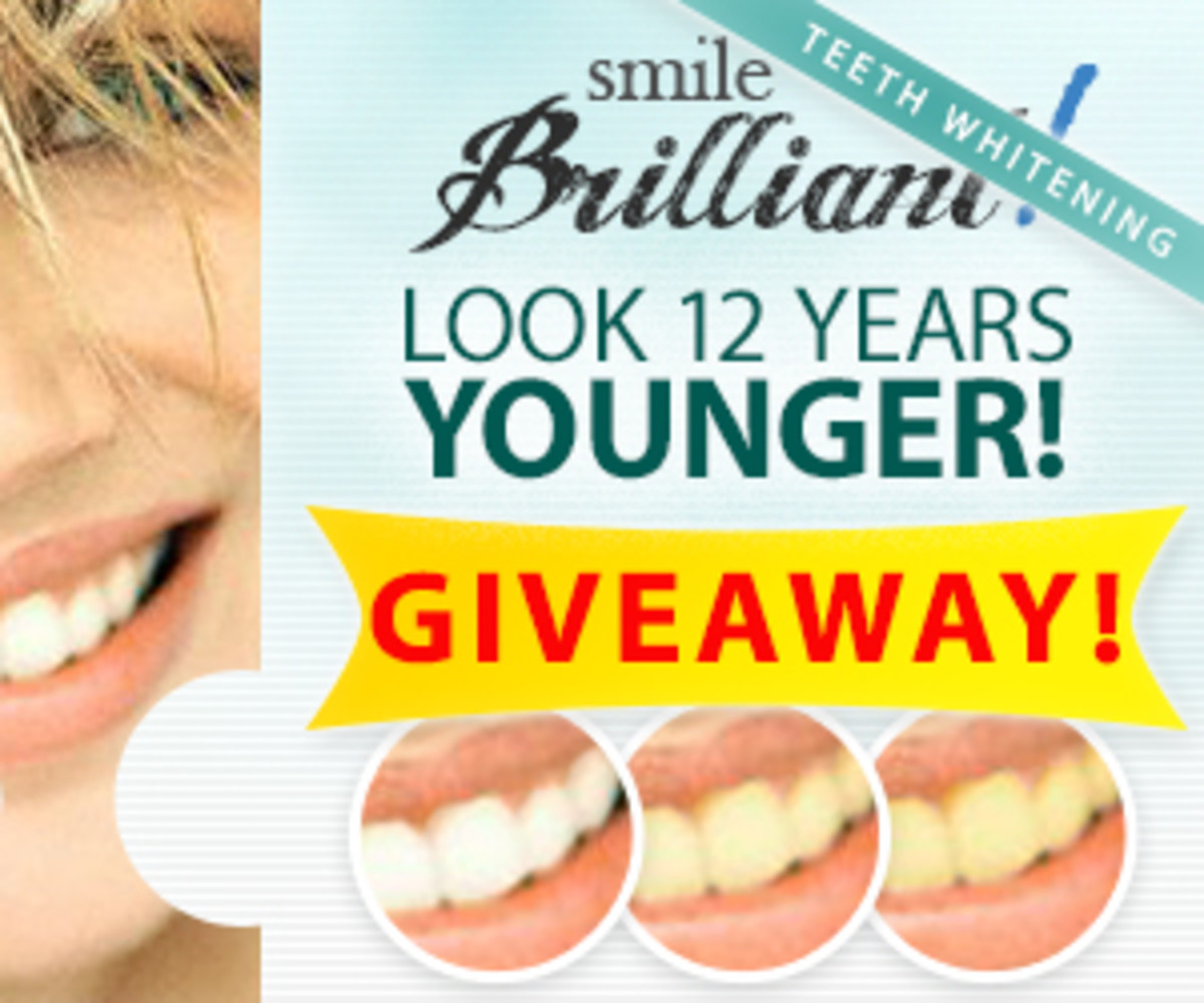 Smile Brillant Giveaway