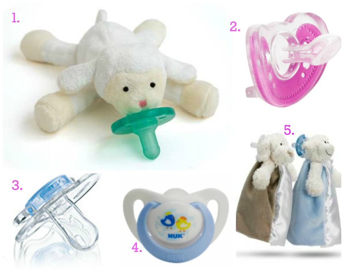 Scoop On Pacifiers Momtrends