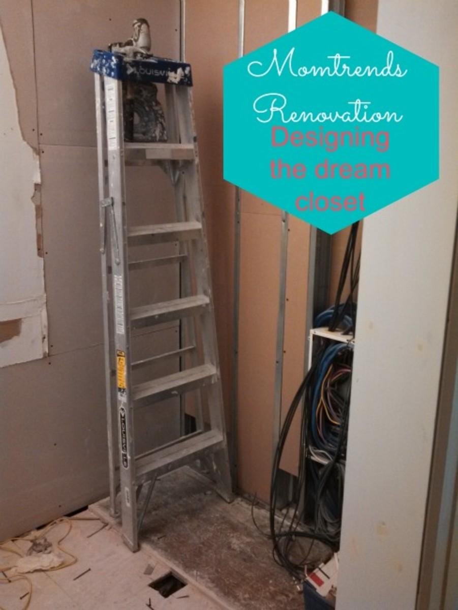 dream closet, closet renovation, home improvement, NYC closets