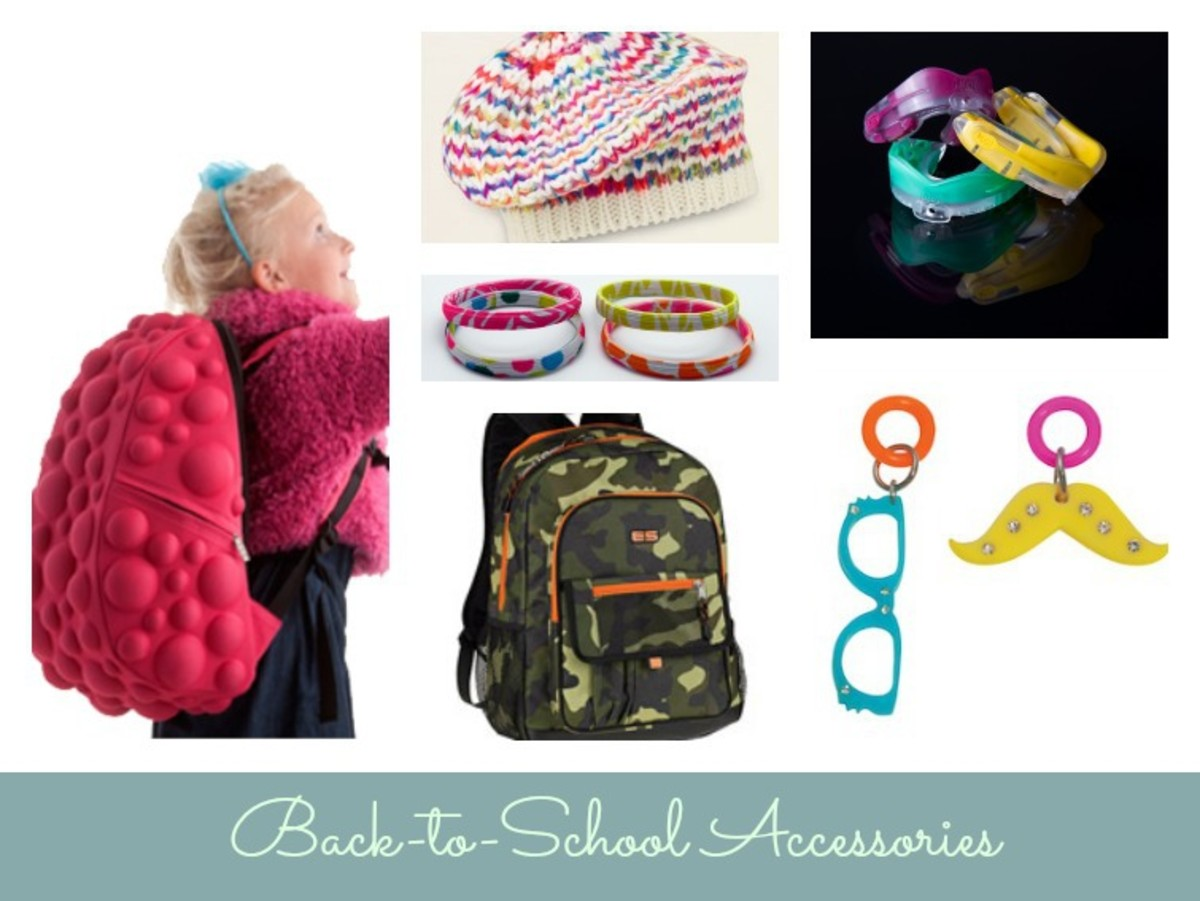 back to school accessories